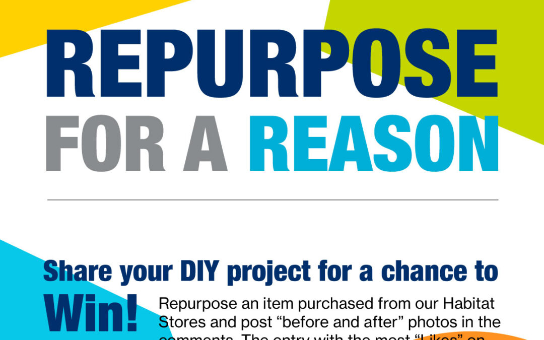 Announcing Repurpose for a Reason