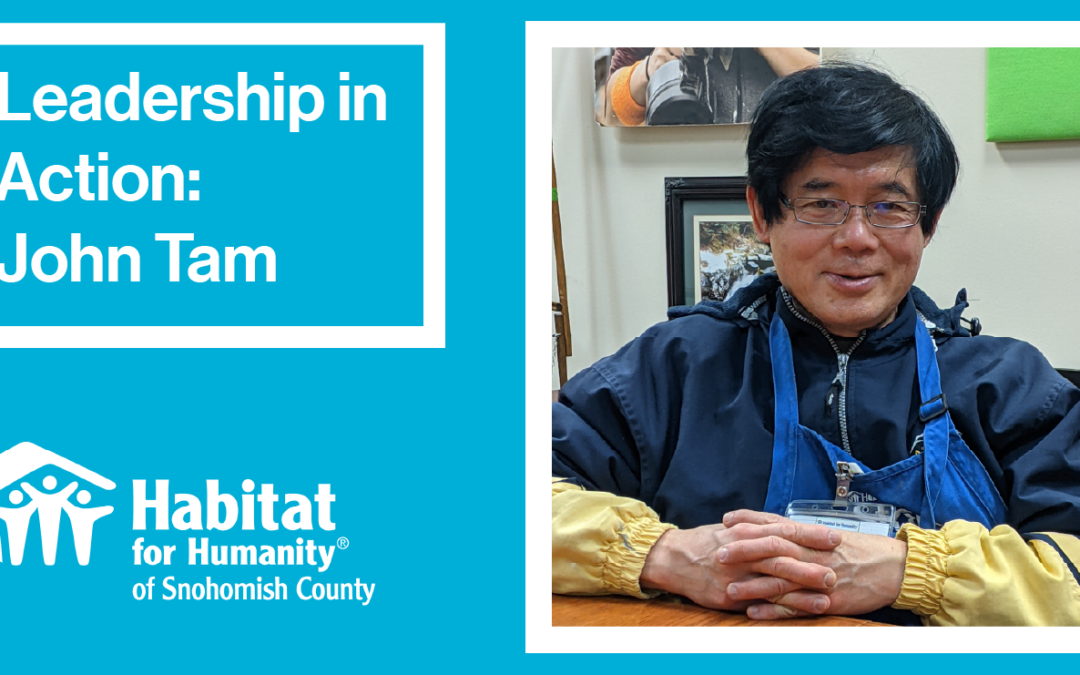 Volunteer Spotlight: John Tam